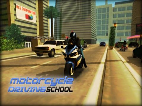 Motorcycle Driving 3D на iPad