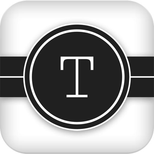 排字机:Typesetter【为照片添加文字】