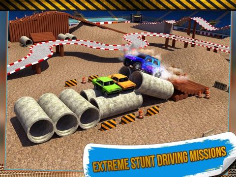Screenshot #6 pour 4x4 Monster Truck Stunts 3D