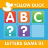 ABC Slider Puzzle Game (Alphabet game for first grade pupils)- The Yellow Duck Educational Game Series game