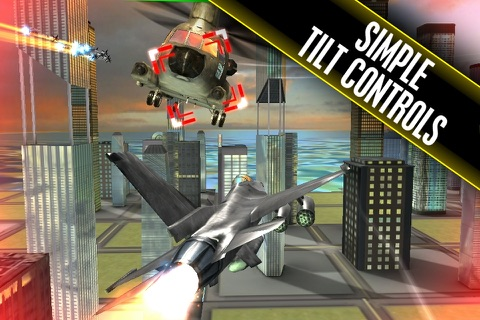 Benjamin Jet Fighters screenshot 2