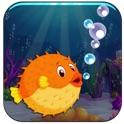 A Big Frenzied Fish Game -  Underwater Feeding Mania icon