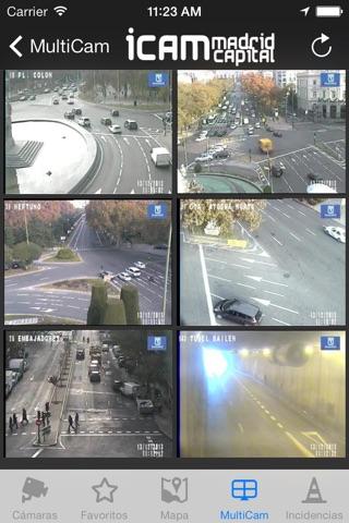 iCam Madrid Capital screenshot 4