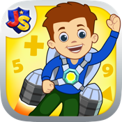 JumpStart Blast-Off: Math icon