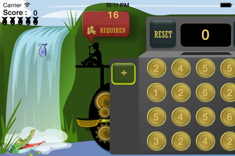 Math Monsters - Brain Game with Numbers screenshot 3