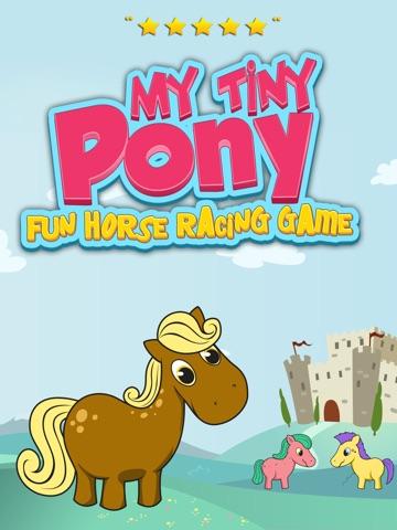 Мой крошечный пони - забавная игра для скачки на iPad