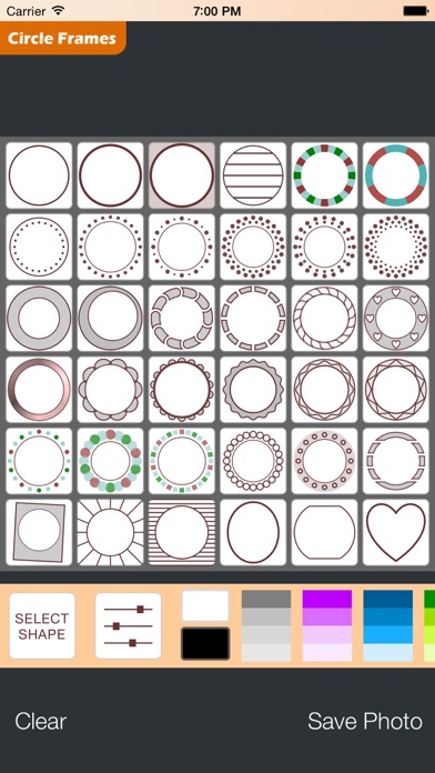 download Circle Frames apps 0