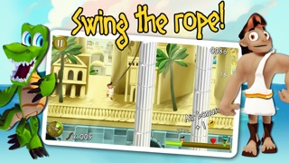 Screenshot of Rope Escape Atlantis2