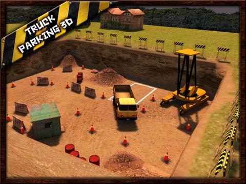 Screenshot #5 pour Truck Parking 3D Free