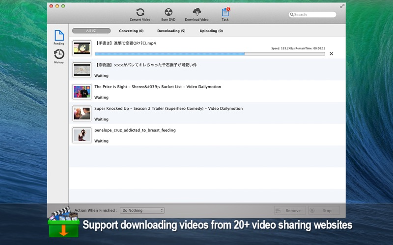 Any Video Converter Pro DMG Cracked for Mac Free Download