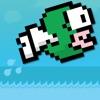Jumpy Fish - New Adventures of the Best Flying Floppy Bird Fish