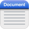 Document touch: Word processor and file editor app