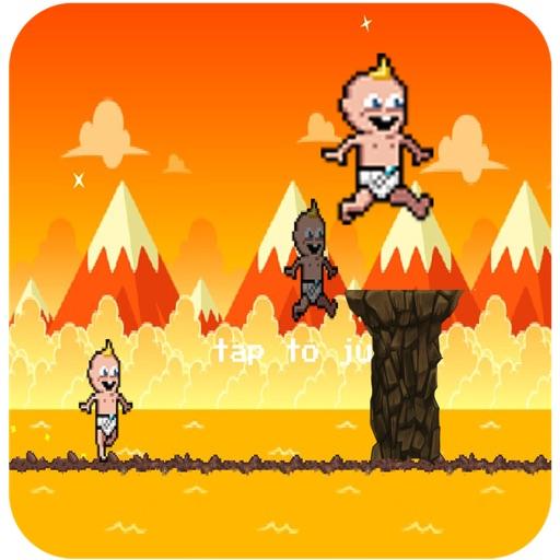 Little Baby Runner iOS App