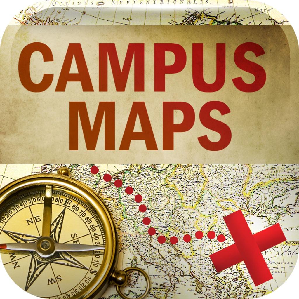 Virginia Tech Campus Map Free Iphone Ipad App Market