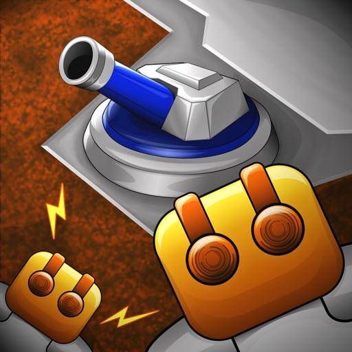 Walkerbots Attack iOS App