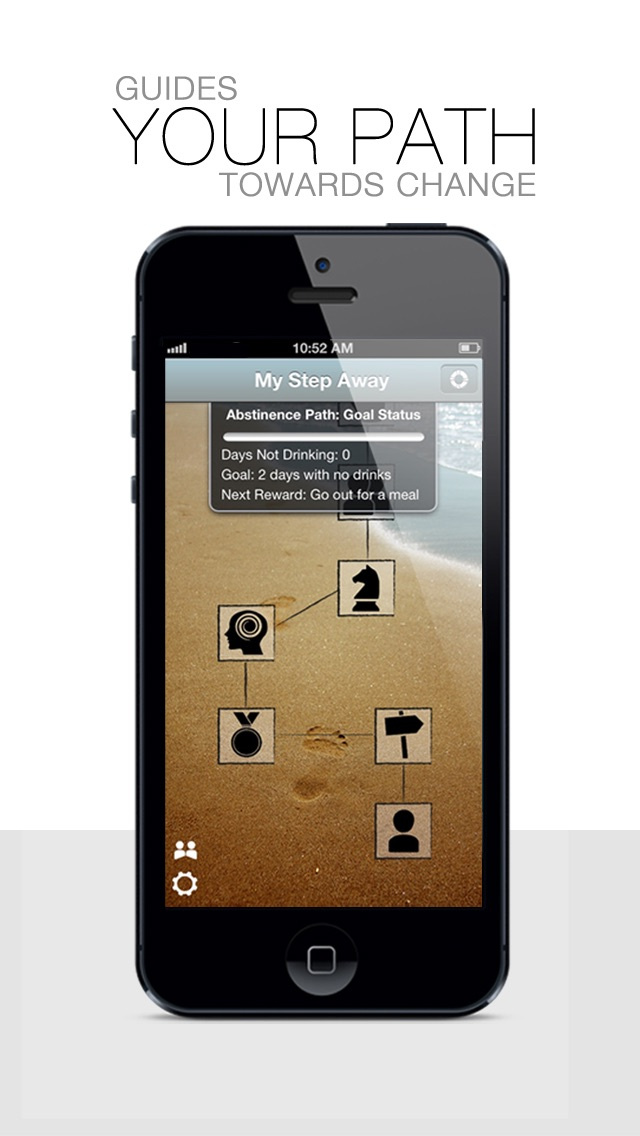 Step Away: Mobile Intervention for Alcohol Addiction-0