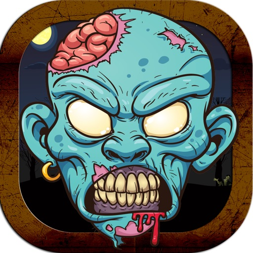 Zombie Stacker Free : Top Scary Block Stacking Game iOS App