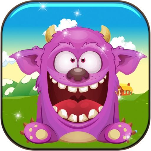 Mosh Monster Rescue - Swinging Cute Beast Challenge iOS App