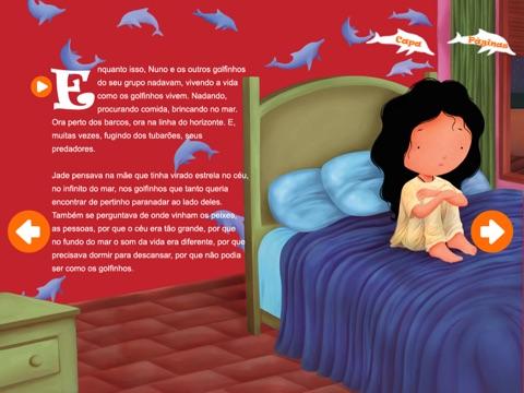 A Menina e o Golfinho - Tablet screenshot 4