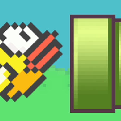 Bouncy Flappy iOS App