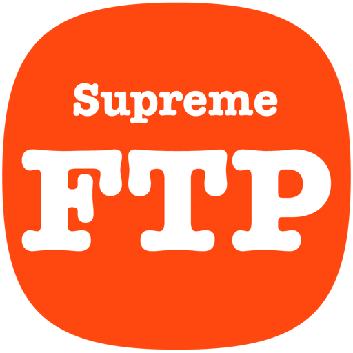 SupremeFtpServer - Simple ftp server for share or exchanges files.