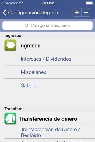 Expense Tracker & Easy Budget screenshot 3