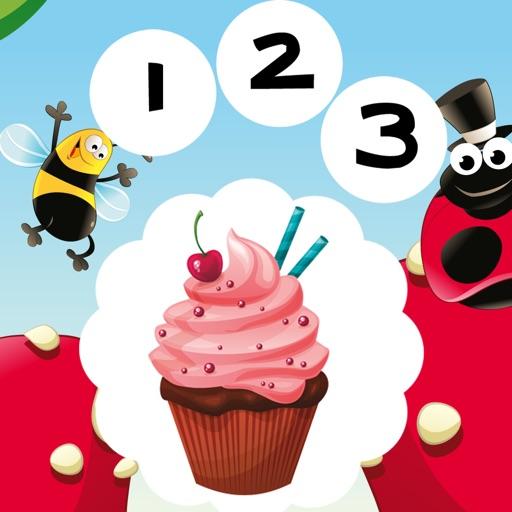 123 Bakery Attività di Elaborazione Per i Bambini!