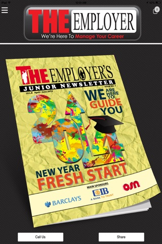 The Employer Magazine screenshot 3