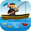 Deep Water Fruit Fishing Ninja icon