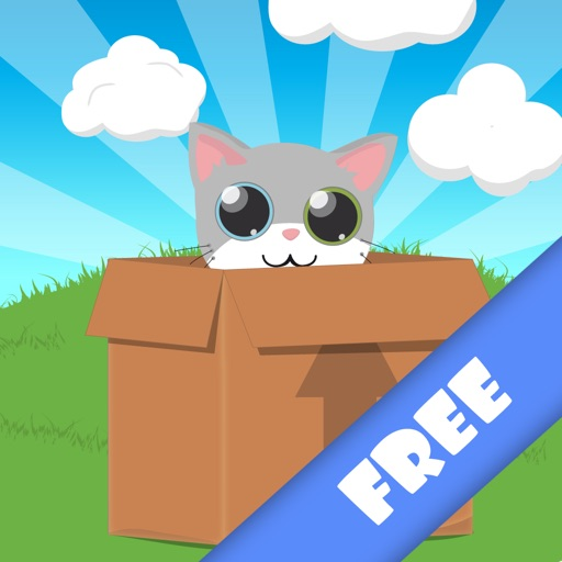 Protect the Cat FREE iOS App