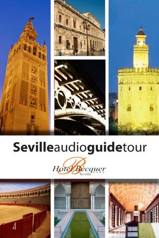 Audioguía Sevilla Hotel Bécquer screenshot 1