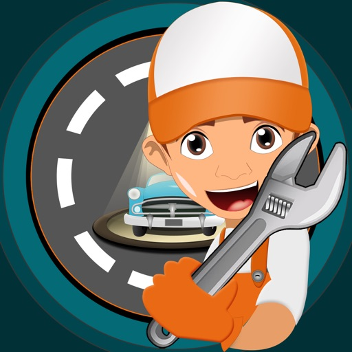 Grand Car Auto Salon – makeup & dress up these iron racing machines ford, Honda, Ferrari, Mercedes, Chevrolet and BMW - Free time management family game iOS App