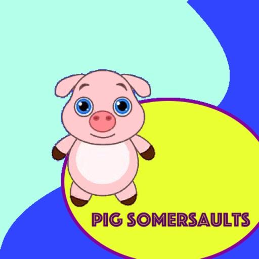Pig Somersaults iOS App