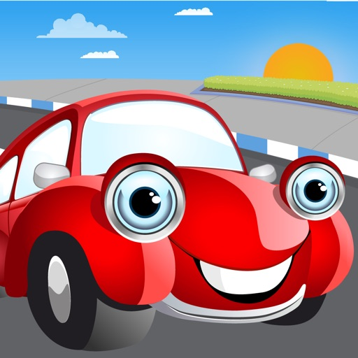 Racing Cars Cartoon Games
