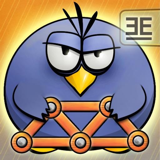 胖鸟造桥:Fat Birds Build a Bridge!【物理益智】