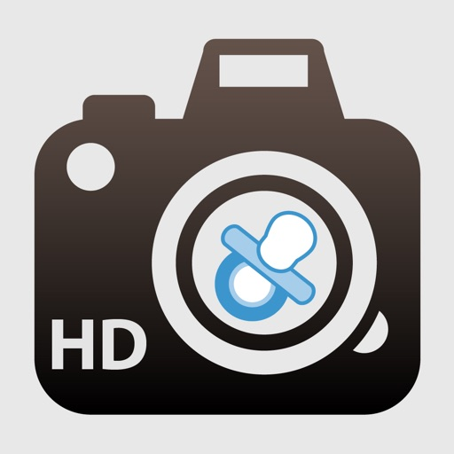 可爱宝宝相框:Camera++ Baby Frames for iPad HD