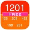 Flick Counter FREE - Klickzähler , Messen Sie ohne Blick auf den Bildschirm