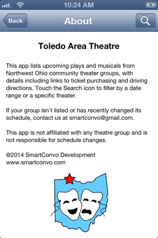 Toledo Area Theatre screenshot 4