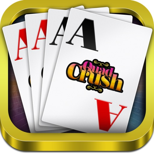 Quad Crush - Double Bonus iOS App