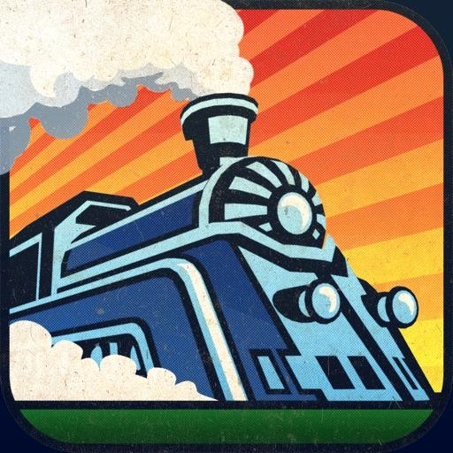 火箭机车头:Jet Trains