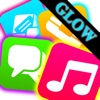 Glowing App Icons - Home Screen Maker