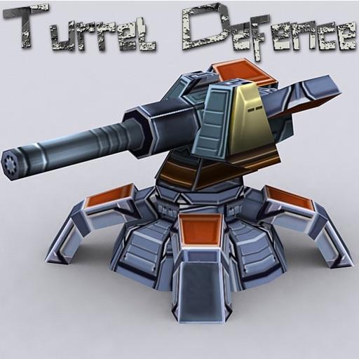 Turret Defence iOS App