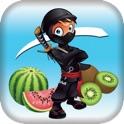 Fruit Samurai Warrior FREE - Use Ninja Fingers Skills To Swipe And Slice icon