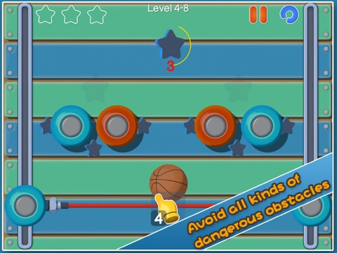 Screenshot #5 for Line Points - Challenge your coordination