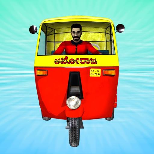 Auto Rickshaw Rash iOS App