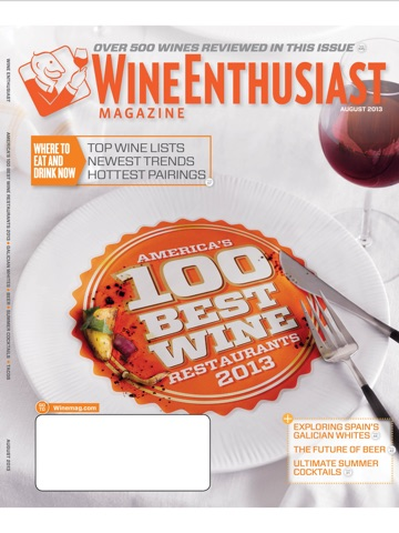 Wine Enthusiast Magazine screenshot 3