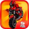 Мотоцикл Bike Race Телепорта: Speed   Racing от Мутант Канализационные Крысы и Черепахи игры - Издание многопользовательский шутер