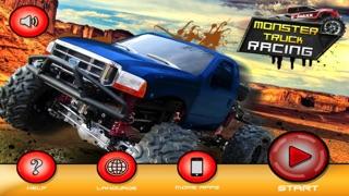 монстр   грузовик Гонки   (   3D игры   )Скриншоты 1