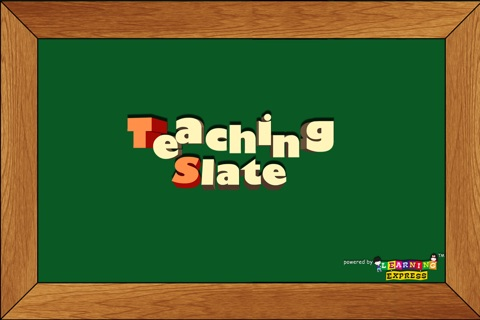 TeachingSlateTeluguLite screenshot 1