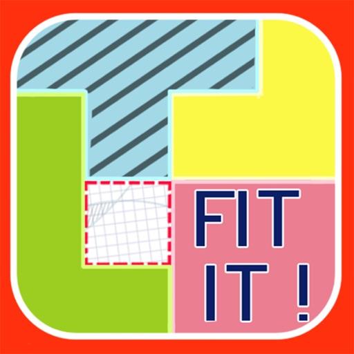 Fit It!—巧拼方块